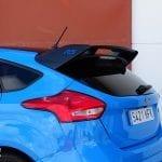 Prueba Ford Focus RS detalle alerón