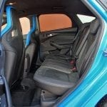 Prueba Ford Focus RS plazas traseras