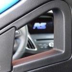 Prueba Ford Focus RS detalle interior