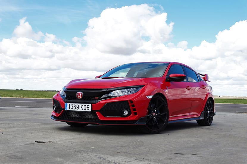 Honda Civic Type R GT VTEC Turbo