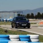 Prueba Subaru Impreza circuito