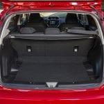 Prueba Subaru Impreza maletero