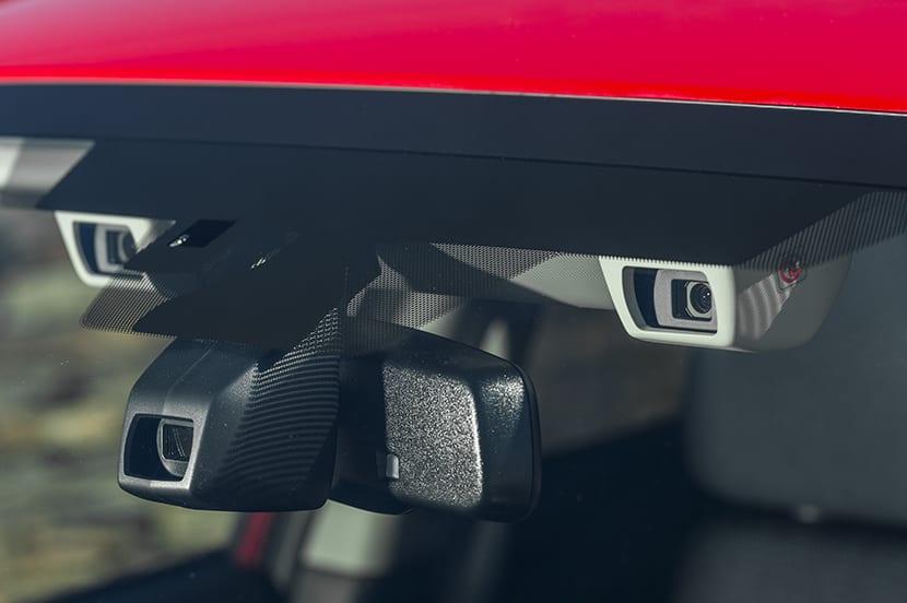 Prueba Subaru Impreza Eyesight