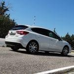 Prueba Subaru Impreza exteriores