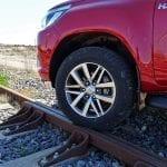 Prueba Toyota Hilux detalles exteriores