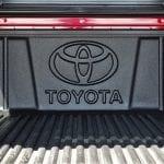 Prueba Toyota Hilux detalles interiores