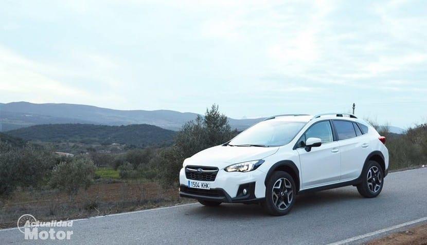 Rally Subaru XV