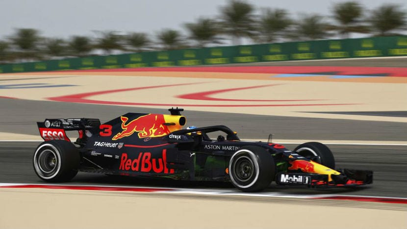 Red Bull en Bahrein