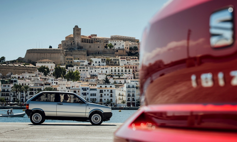 Cierre centralizado universal para 2 puertas para este Ibiza