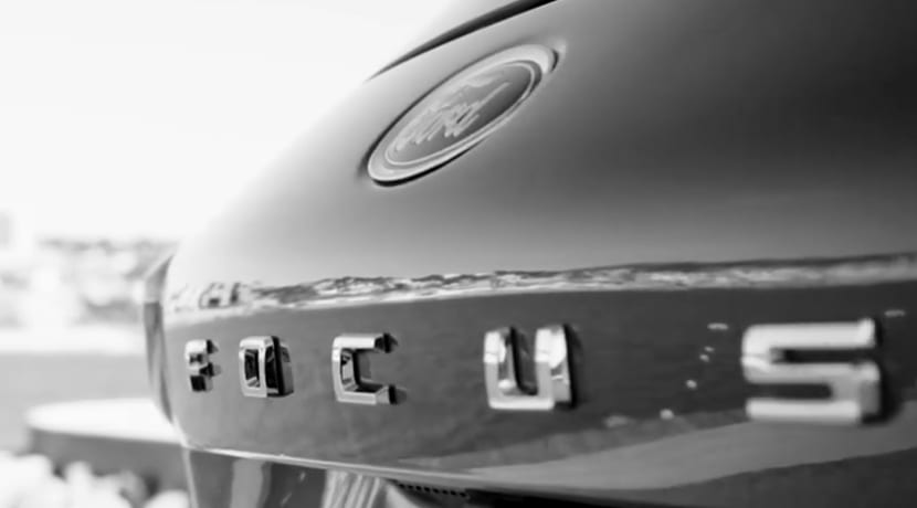 Teaser del nuevo Ford Focus