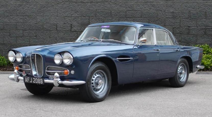 Aston Martin Lagonda Rapide 4.2 Litre Sports Saloon