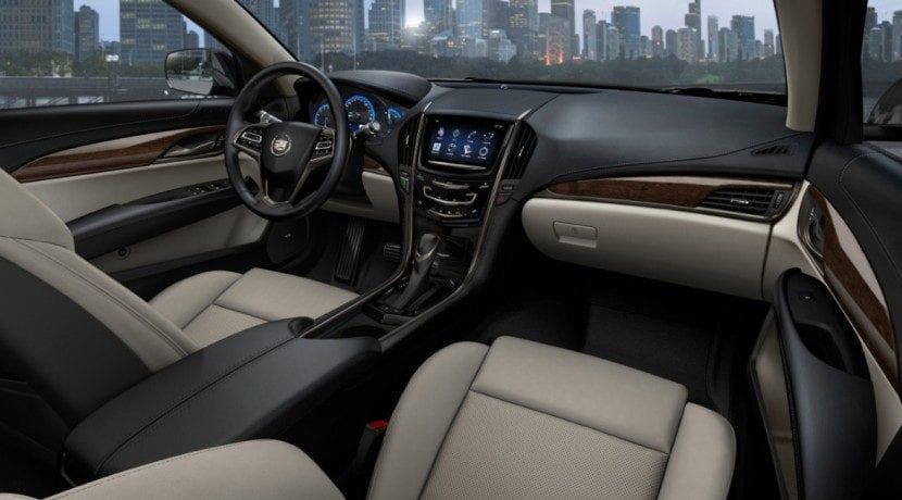Cadillac ATS Sedán