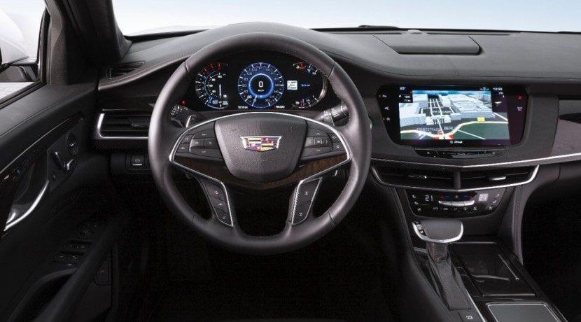 Cadillac CT6 Sedán