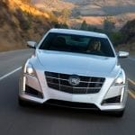 Cadillac CTS Sedán