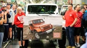 Jeep Wrangler JK 2018