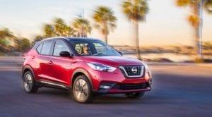 Nissan Kicks EEUU 2018