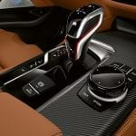 BMW M5 Competition consola central