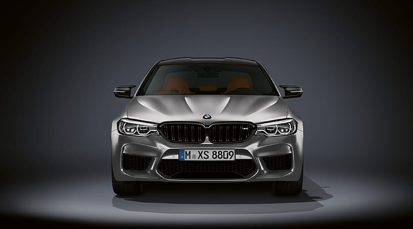 BMW M5 Competition frontal