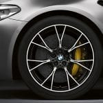BMW M5 Competition llantas