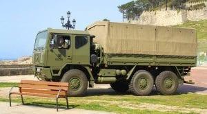 Canjear carnet de conducir militar