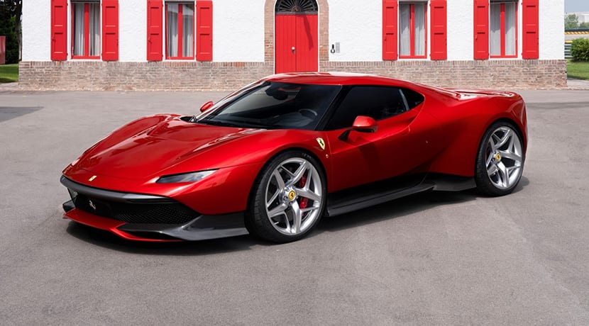 One:off Ferrari SP38
