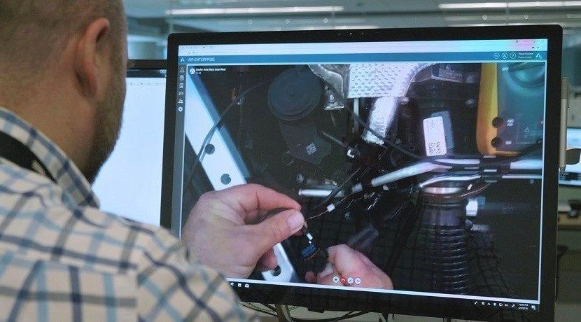 Experto Gafas de realidad aumentada de Porsche