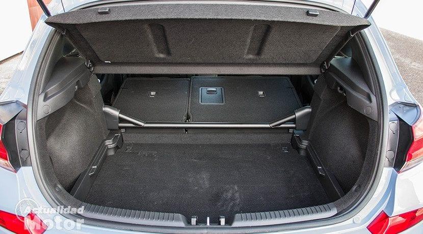 Barra del maletero del Hyundai i30 N