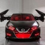 Nissan Maxima - Tie Silencer De Kylo Ren