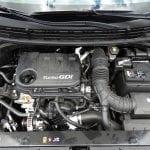 Prueba Kia Stonic motor