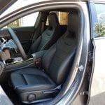 Prueba Mercedes Clase A interiores