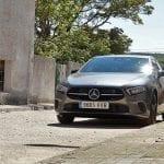 Prueba Mercedes Clase A exteriores
