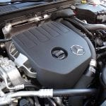 Prueba Mercedes Clase A motor