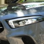 Prueba Mercedes Clase A detalles exteriores
