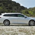 Prueba Opel Insignia Sports Tourer exteriores