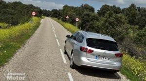 Prueba Opel Insignia Sports Tourer diésel