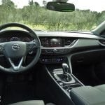 Prueba Opel Insignia Sports Tourer interior