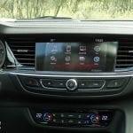 Prueba Opel Insignia Sports Tourer pantalla táctil