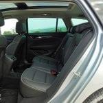 Prueba Opel Insignia Sports Tourer plazas traseras