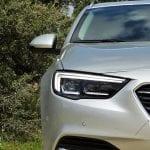 Prueba Opel Insignia Sports Tourer faros matriciales de LED