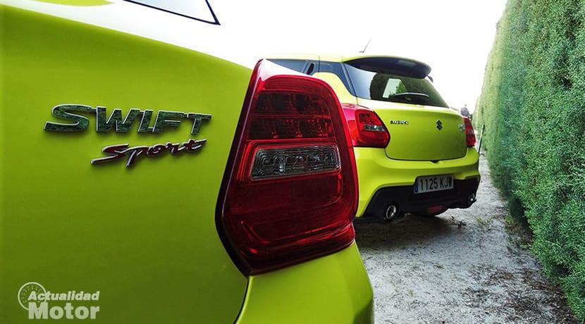 Prueba Suzuki Swift Sport