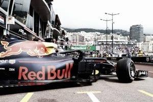 Red Bull en Mónaco