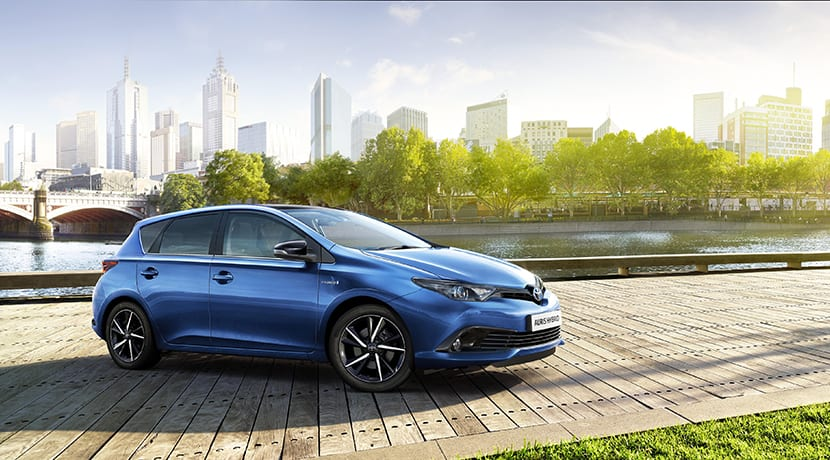 Toyota Auris Model Year 2019