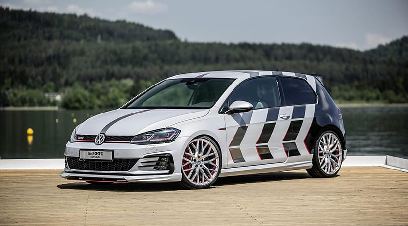 Volkswagen Golf GTI Next Level prototipo