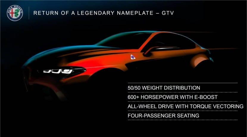 Alfa Romeo GTV (Gran Turismo Veloce) Grupo FCA