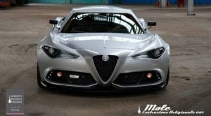 Alfa Romeo Mole Construction Craft 001