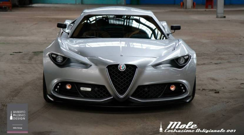Alfa Romeo Mole Construction Craft 001