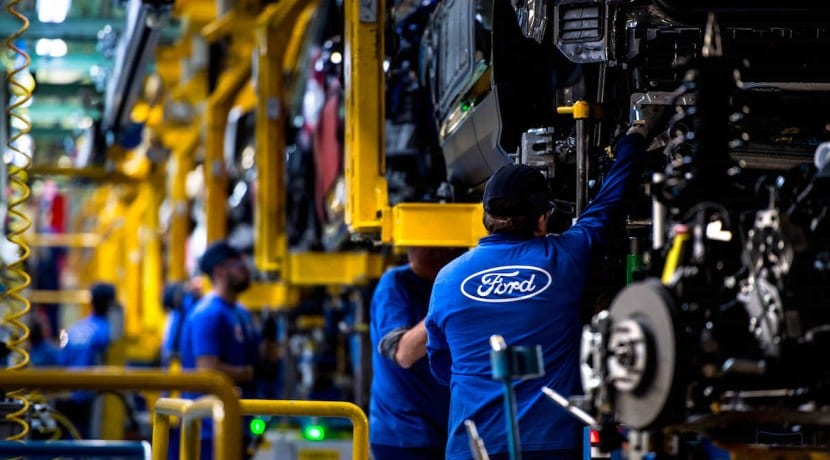Ford Motor Company Sector del Automóvil mundial