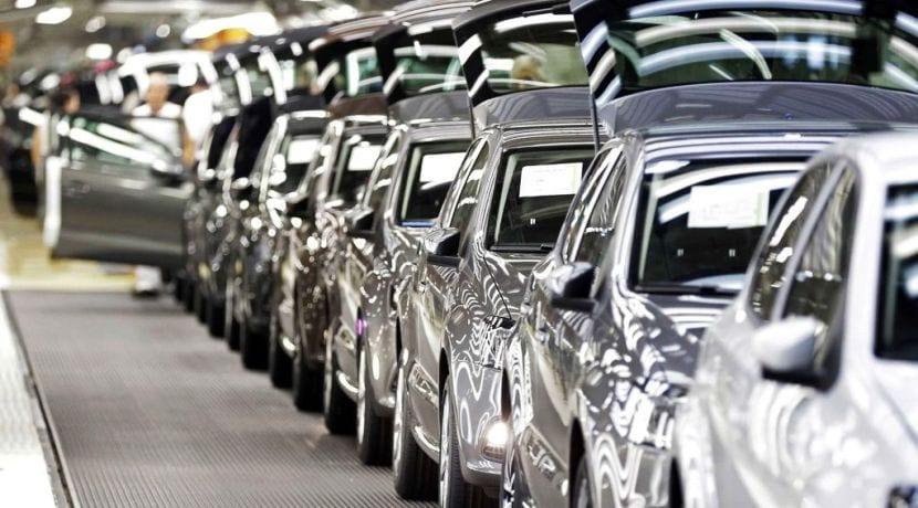 Grupo Volkswagen Sector del Automóvil mundial