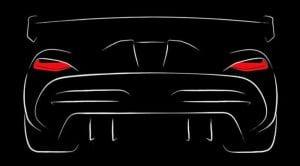 Koenigsegg Agera RS Successor teaser