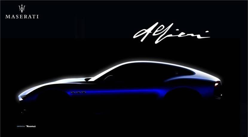 Maserati Alfieri Grupo FCA